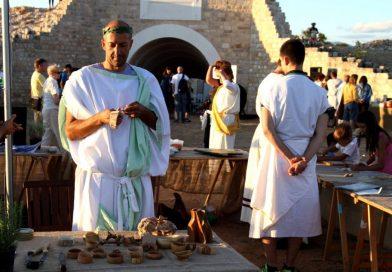 Nagrajeno arheološko najdišče in zbirka Burnum