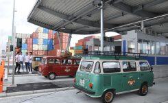 V Luki Koper so včeraj predali namenu tri nove naložbe