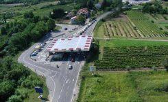 Mejnih prehod Sečovlje začasno zaprt