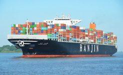 Novo nasukanje kontejnerske ladje