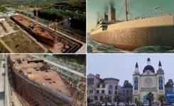 Kitajci gradijo Titanik II