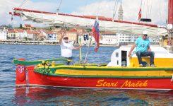 Majska regata starih bark (DSLB) ODPOVEDANA