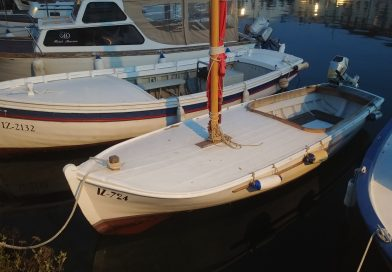 Pasara, motorni čoln, IZ–724