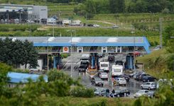Mejni prehod Sečovlje ponovno odprt