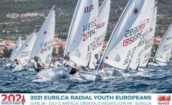 V Splitu končno veter na MEP ILCA 6
