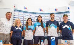 Slovenske jadralne olimpijske posadke odhajajo v Enoshimo