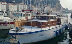 Motorni čoln Marina, PI–453
