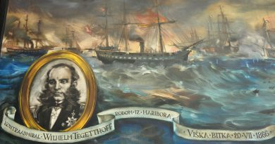 Viceadmiral Wilhelm von Tegetthoff
