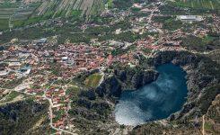 Imotski – mesto na gori