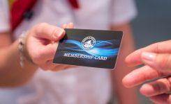 Marina Club Card