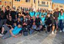 Ekipa Way of life prvič v Sredozemlje